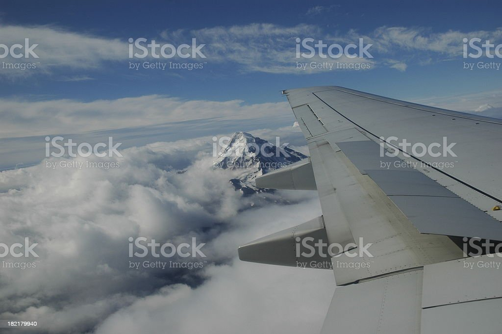 Washington Skies royalty-free stock photo