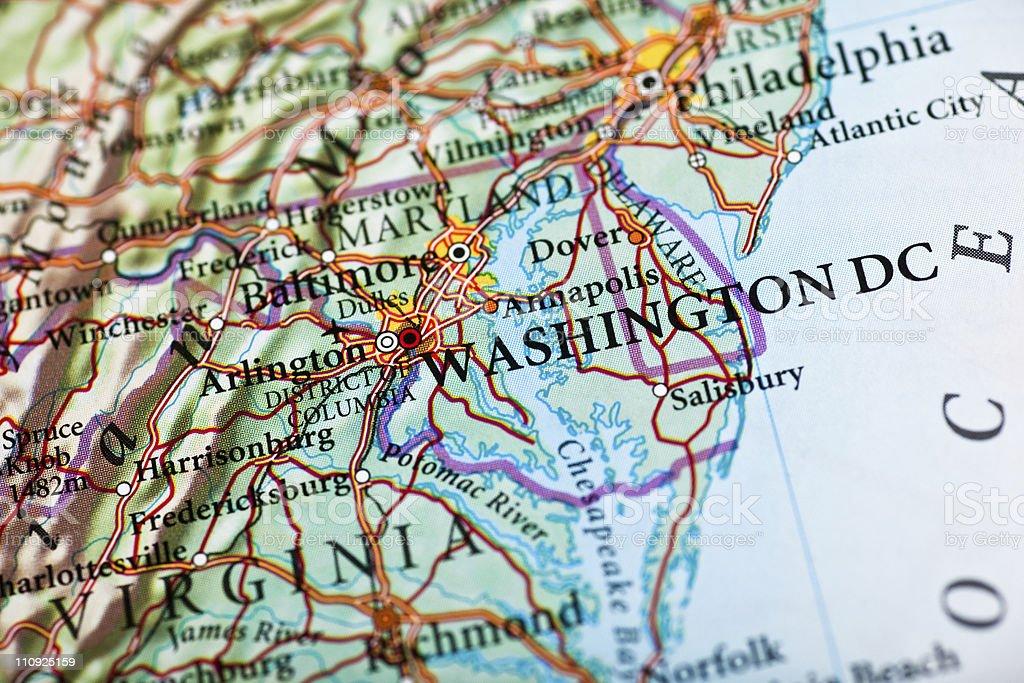 Washington,DC royalty-free stock photo