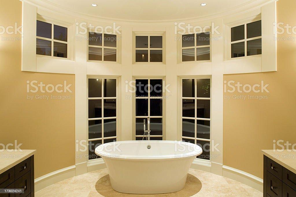 washroom house stock photo