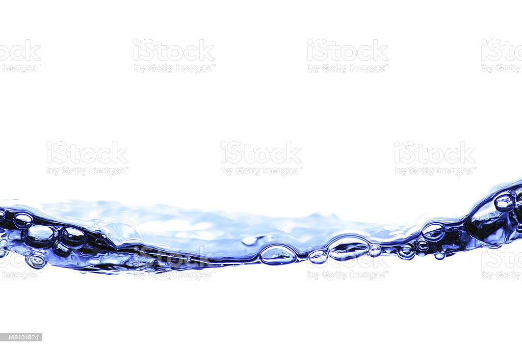 Wasser stock photo