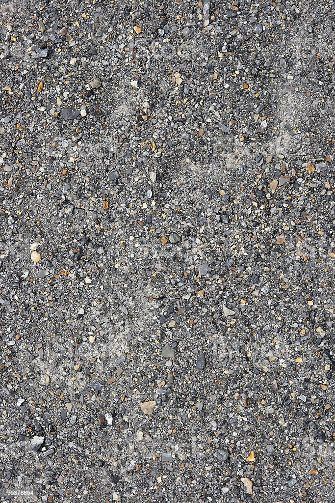 Waste heap structure royalty-free stock photo