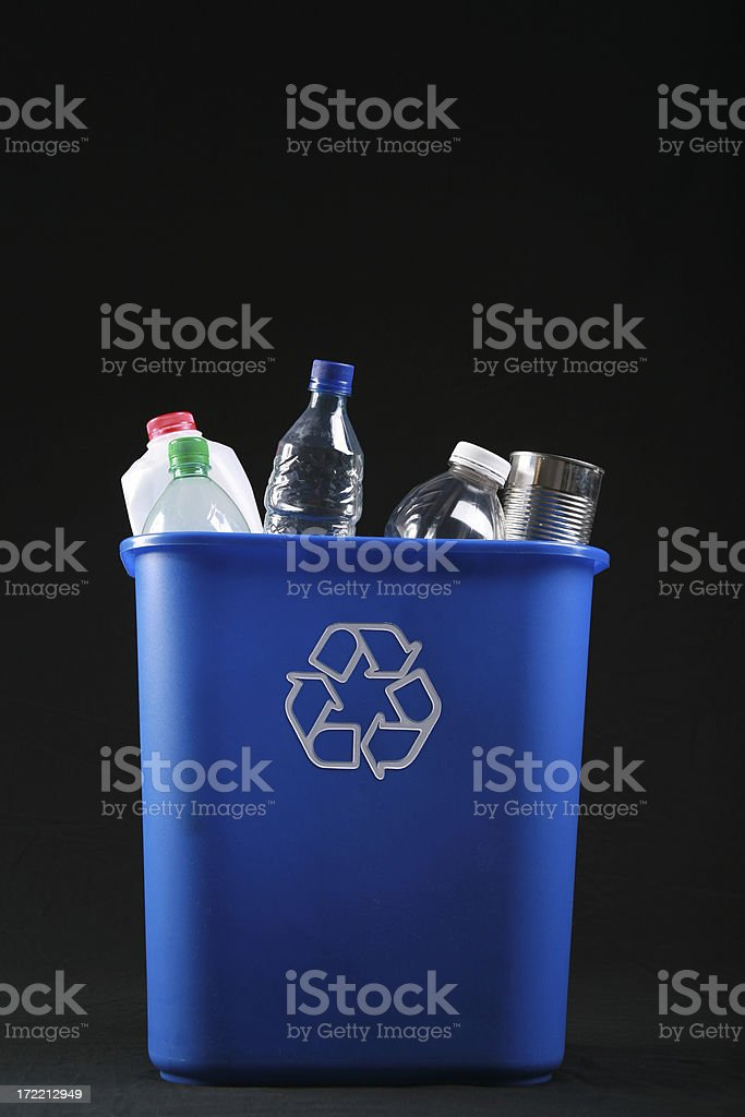 Waste Management royalty-free stock photo