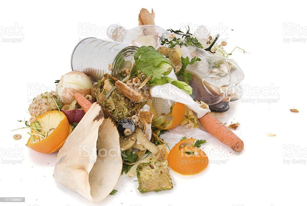 Waste stock photo