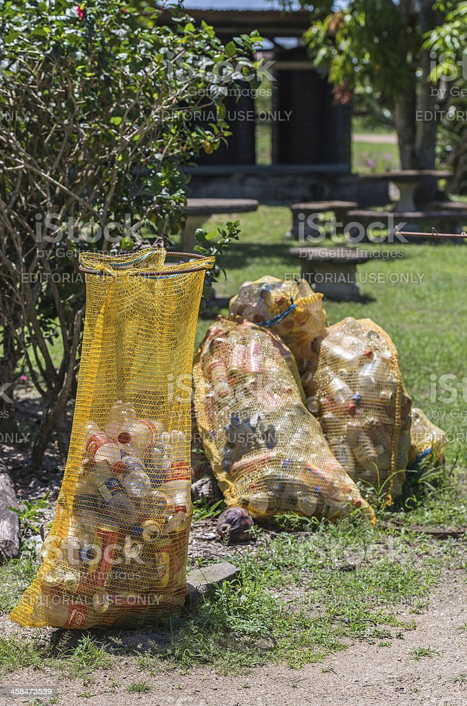 Waste to be Recycled royalty-free stock photo
