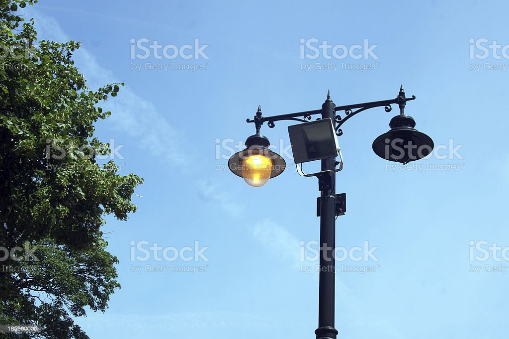 Wasted energy royalty-free stock photo