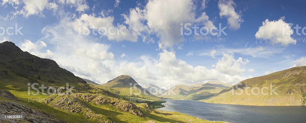 Wastwater. royalty-free stock photo