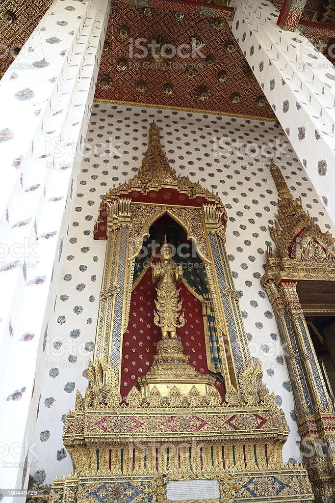 Wat Arun Chapel royalty-free stock photo