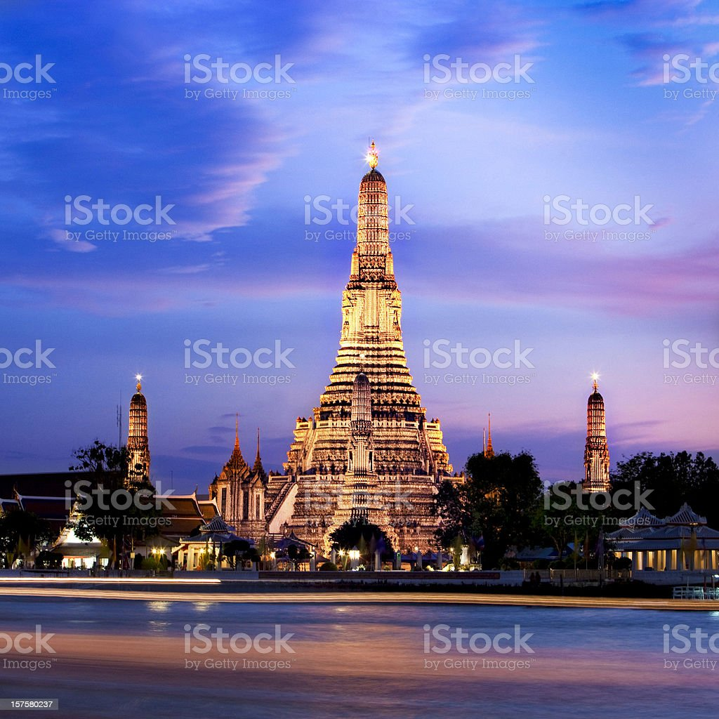 Wat Arun royalty-free stock photo