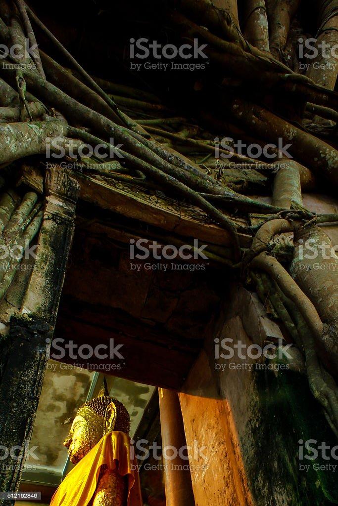 Wat Bang Kung Thailand stock photo