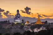 Wat Huay Pla Kang, Chinese temple in Chiang Rai Province