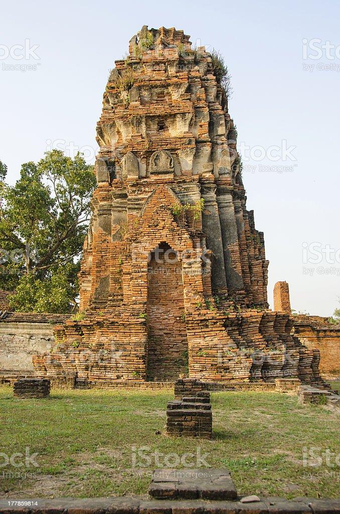 Wat Maha That royalty-free stock photo