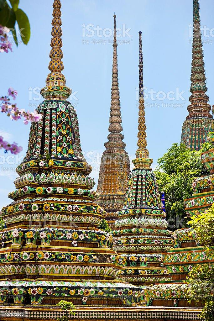 Wat Pho royalty-free stock photo