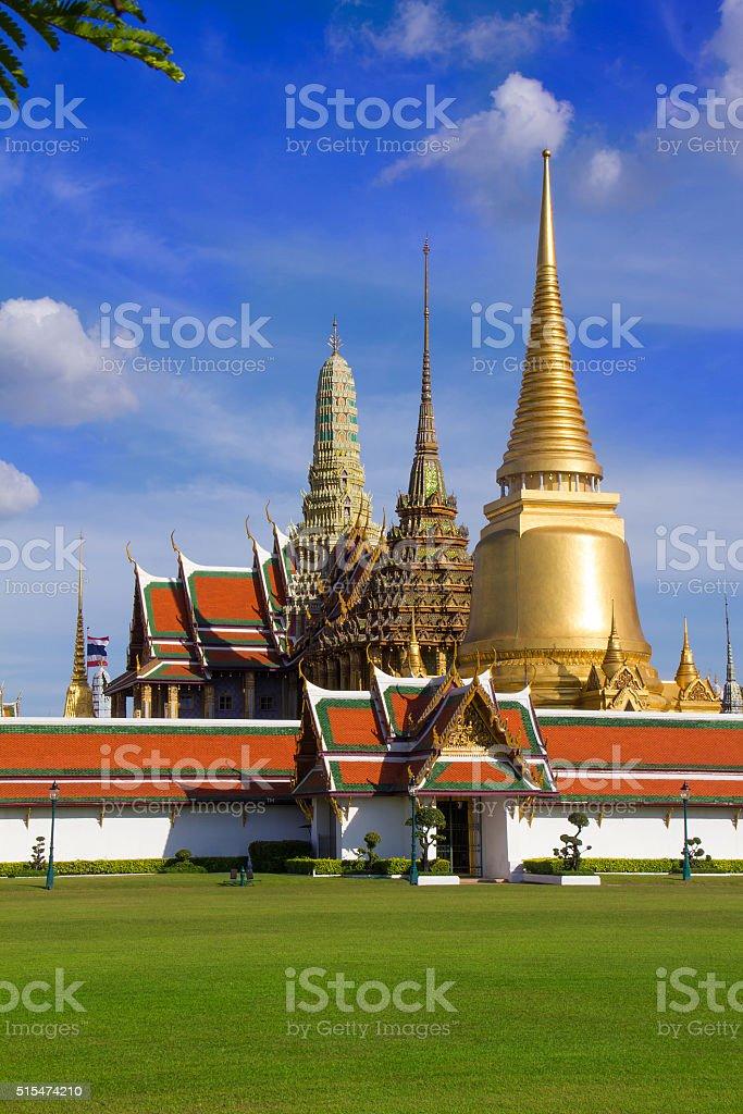 'Wat Phra Kaew' stock photo