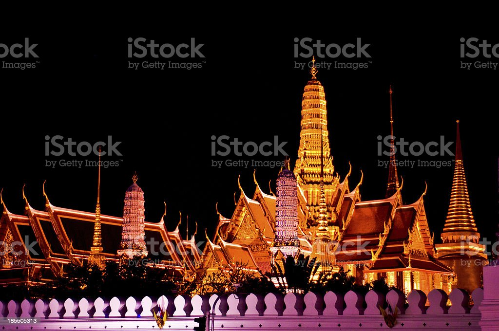 Wat Phra Si Rattana Satsadaram royalty-free stock photo