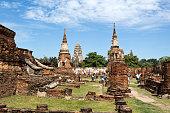 Wat Ratchaburana Temple