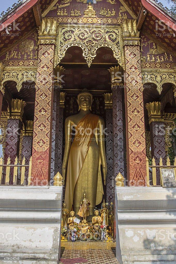 Wat Sene stock photo