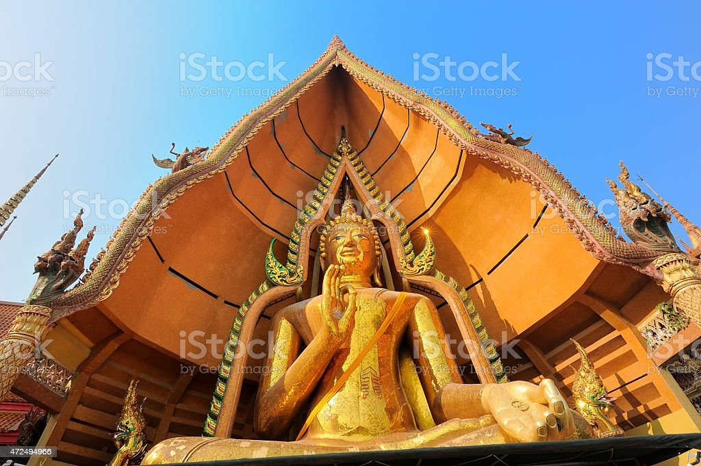 Wat Thum Sua stock photo