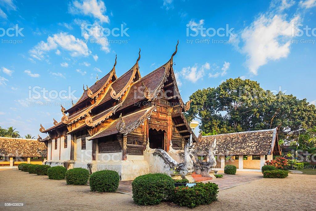 Wat Ton Kain stock photo