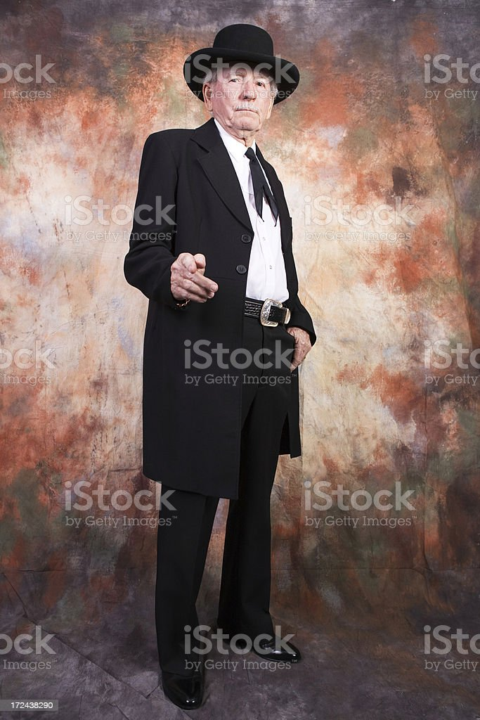 Watch out, boy! royalty-free stock photo