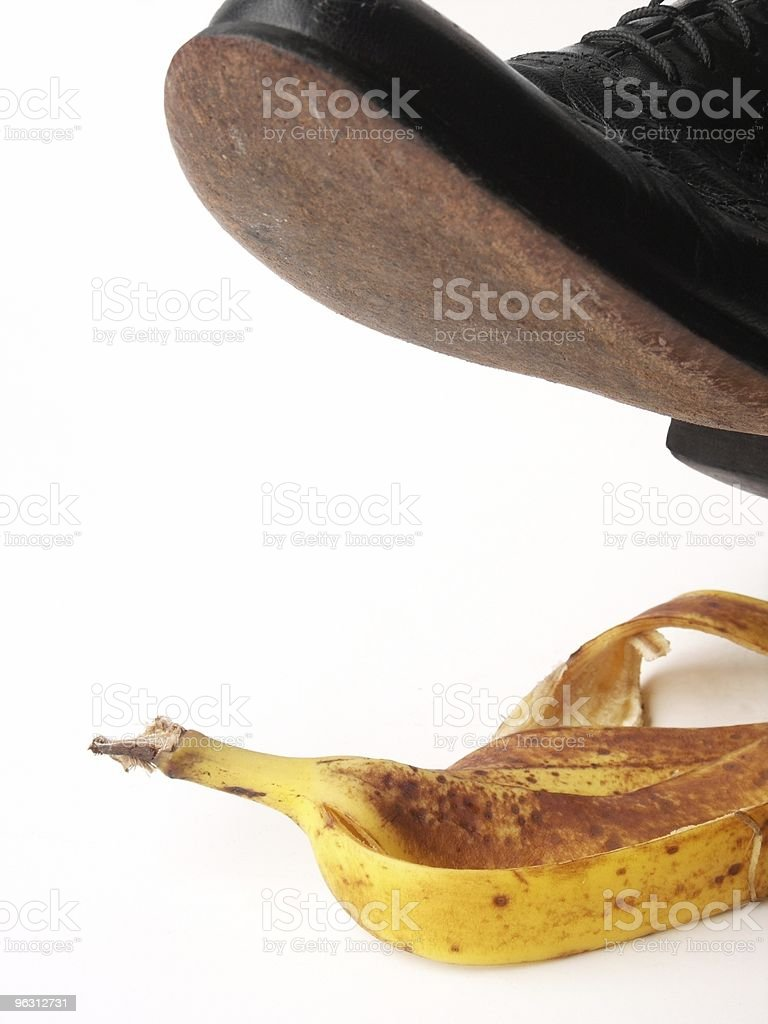 Watch Out! royalty-free stock photo