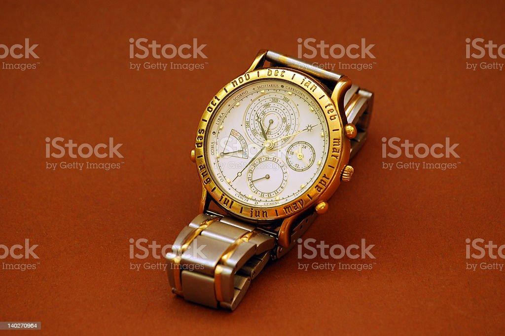 Relógio de Pulso foto de stock royalty-free