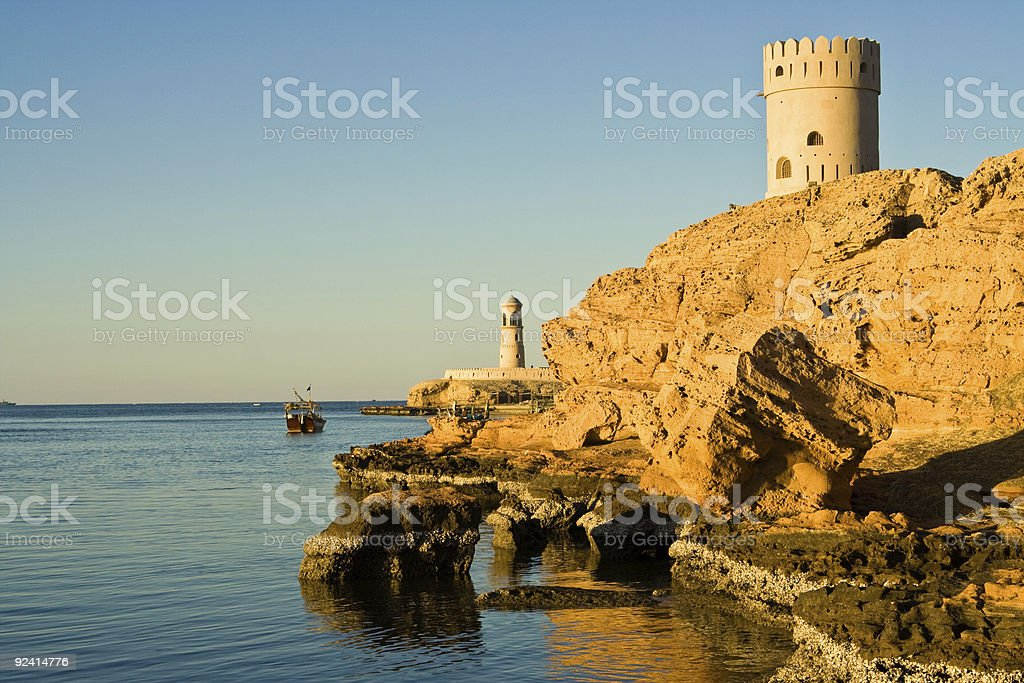 watch tower royalty-free stock photo