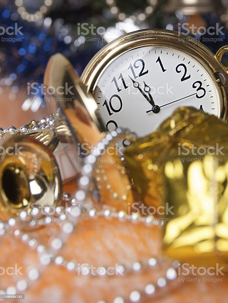 watches are among the gifts royalty-free stock photo