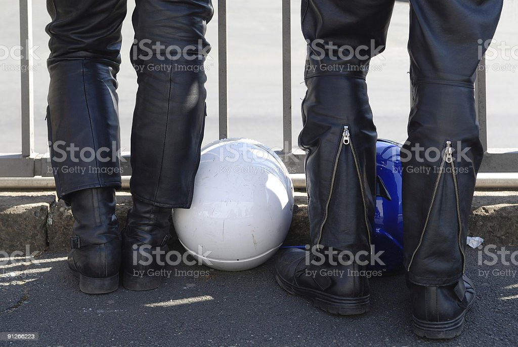 watching an event stock photo