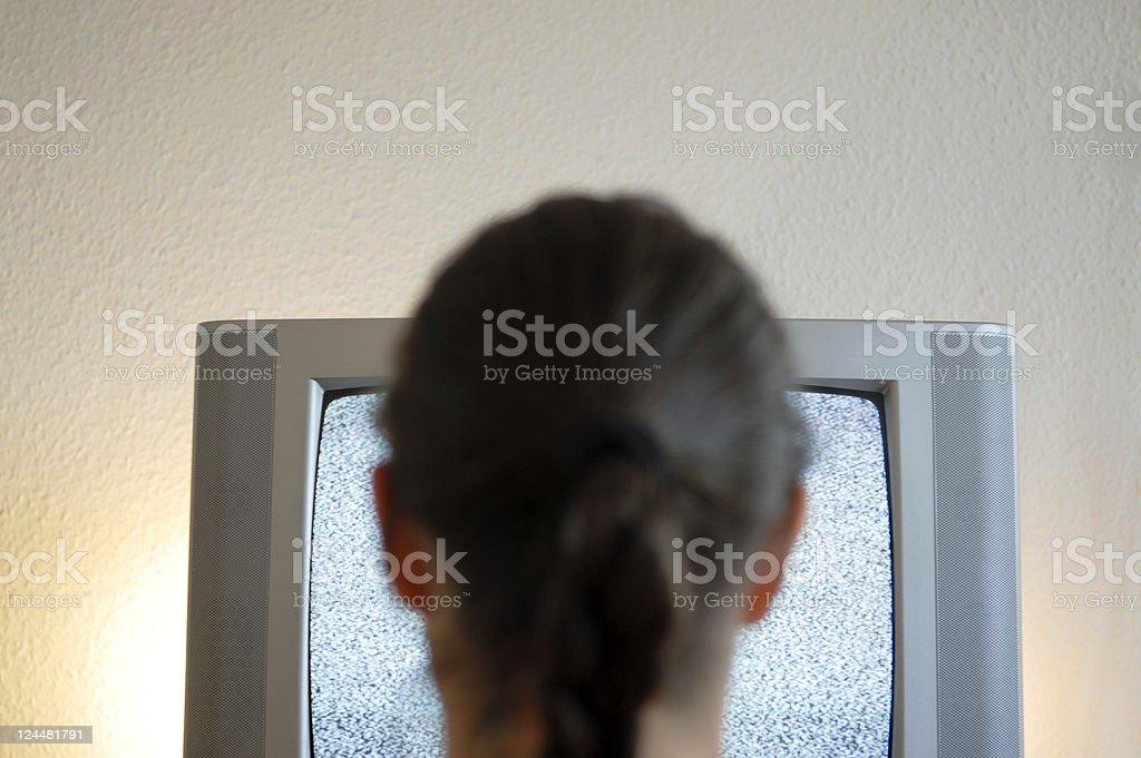 Watching Static stock photo