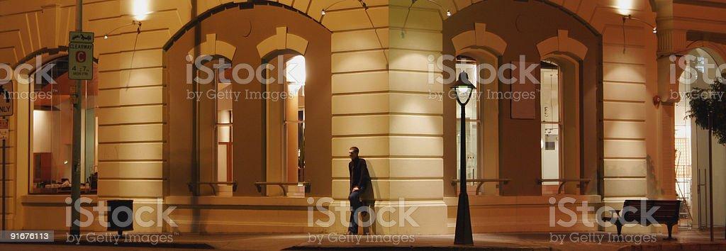 Watching, waiting royalty-free stock photo