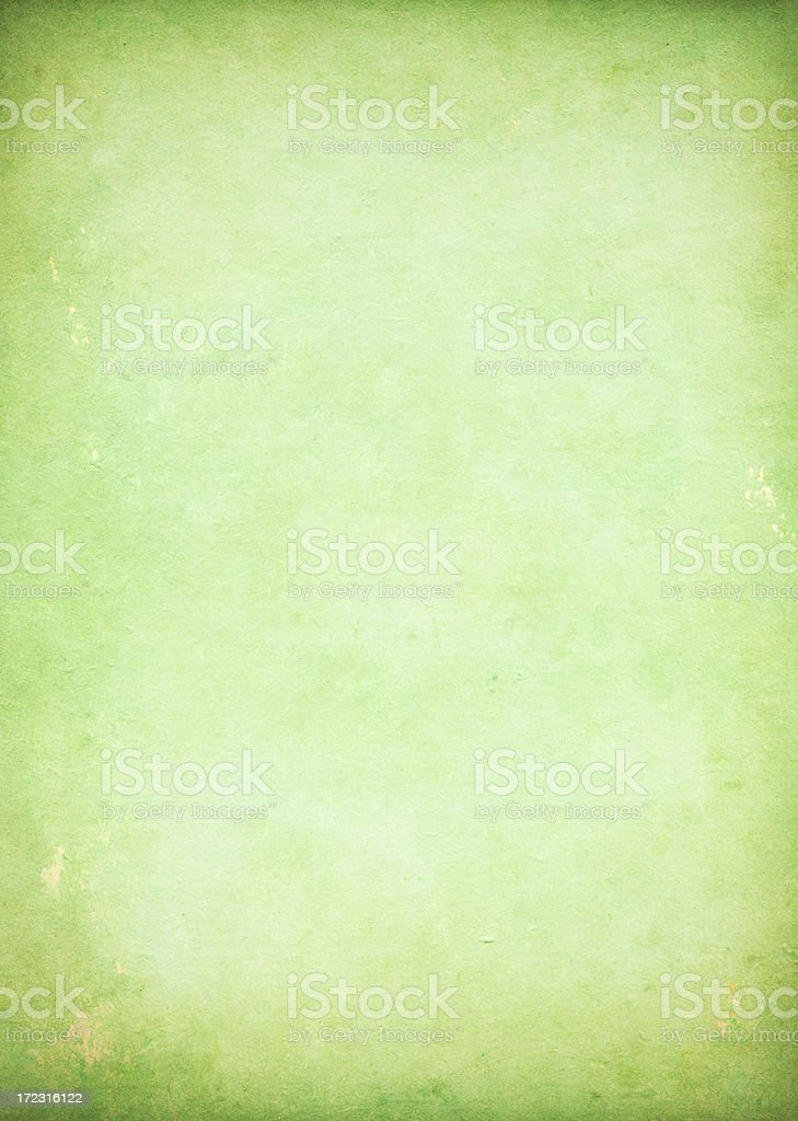 Watchmen Green Grunge Background royalty-free stock photo