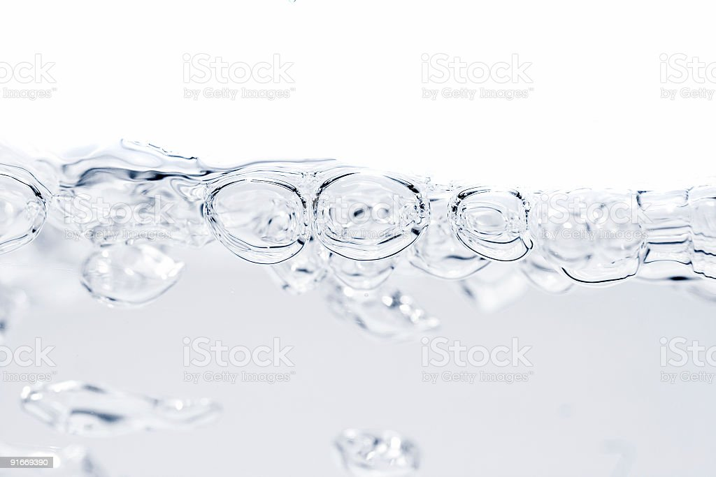 Water abstract stock photo