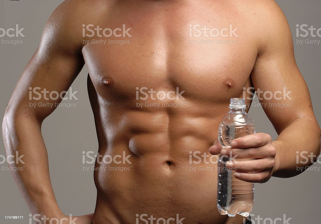 Water and health. royalty-free stock photo