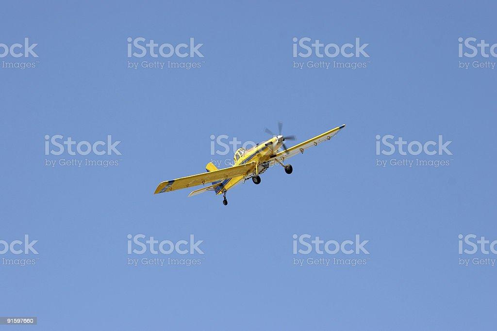 Water Bomber stock photo
