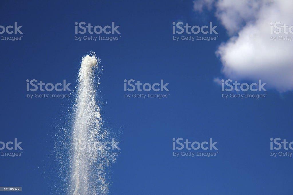 Water born-3 royalty-free stock photo