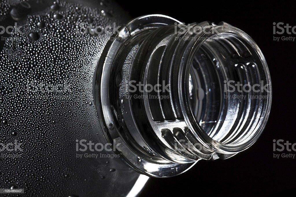 Garrafa de Água foto de stock royalty-free