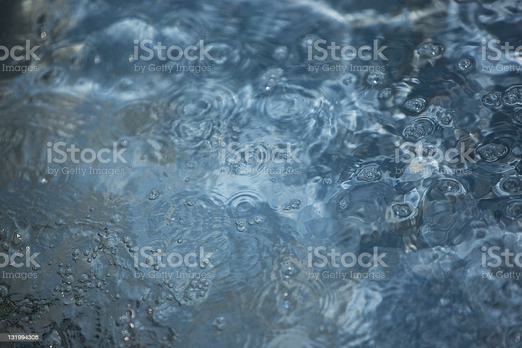 Water Bubble royalty-free stock photo