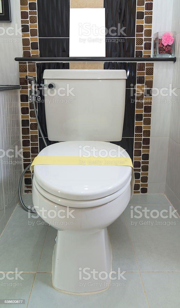 water closet stock photo