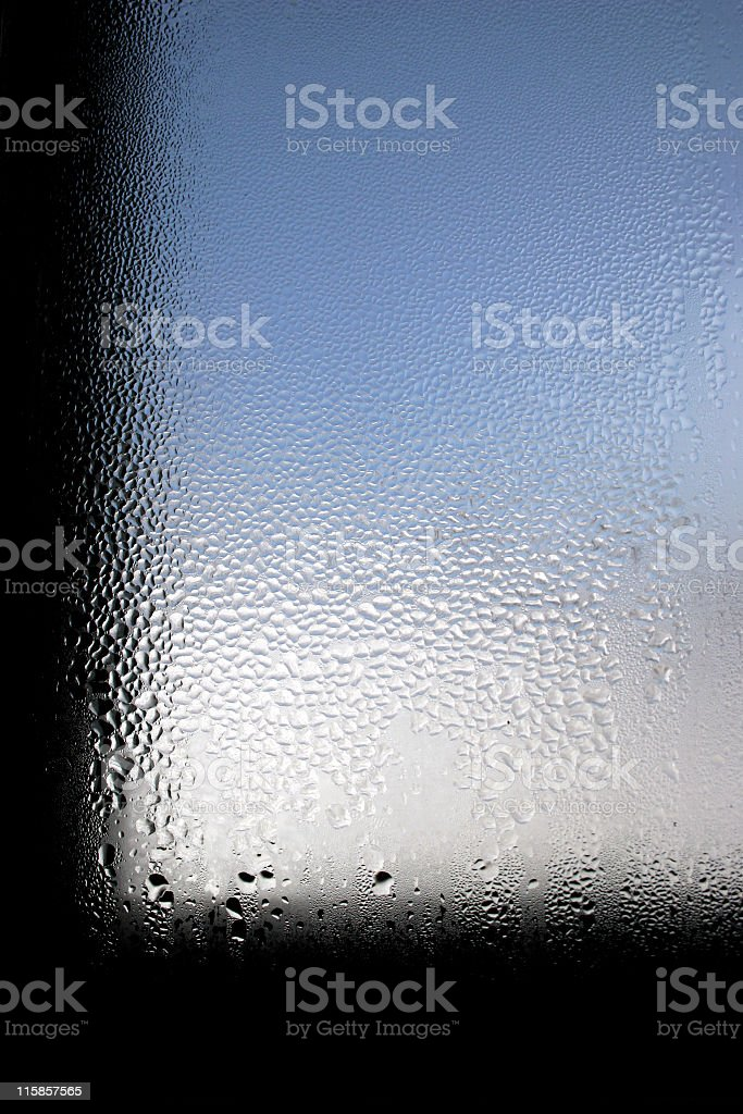 water condensation texture royalty-free stock photo