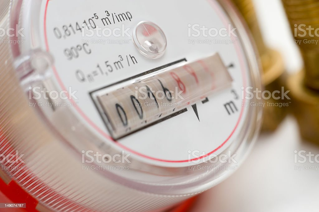 water cost royalty-free stock photo