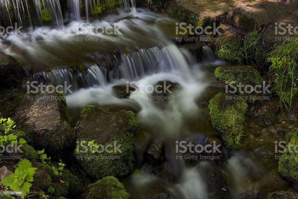 Wody creek zbiór zdjęć royalty-free