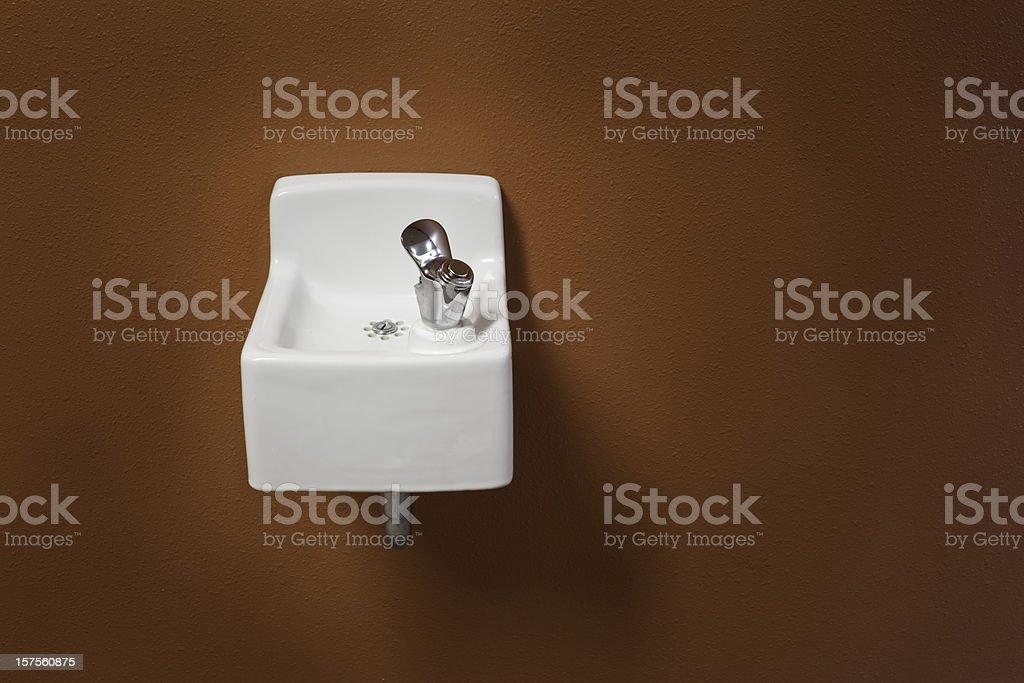 Water Drinking Fountain stock photo