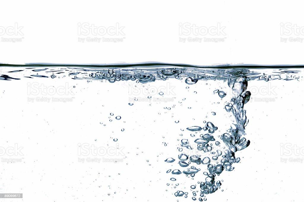 water drops  #23 royalty-free stock photo