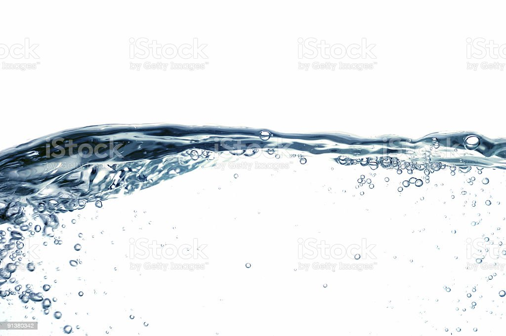water drops  #16 royalty-free stock photo