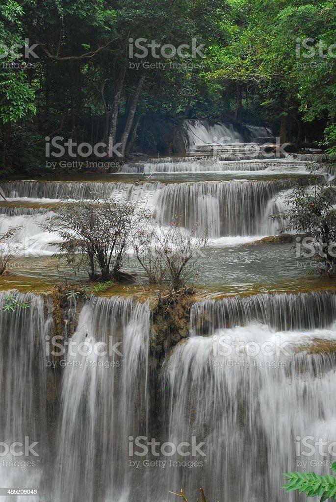 Upadek wody zbiór zdjęć royalty-free