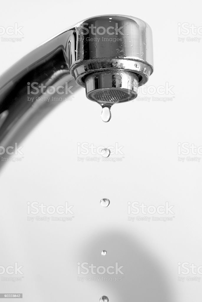 water faucet royalty-free stock photo