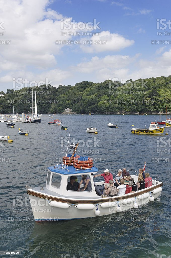 Water Ferry royalty-free stock photo