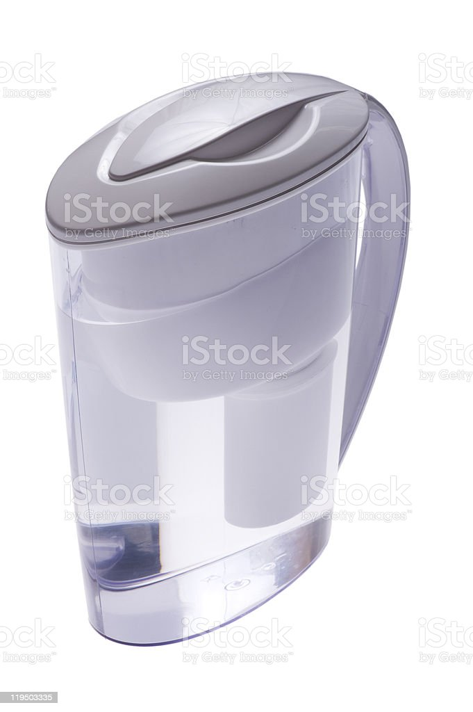 water filter royalty-free stock photo