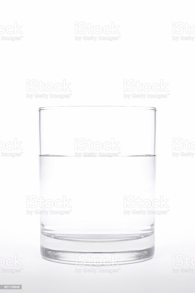 Water for Life royalty-free stock photo