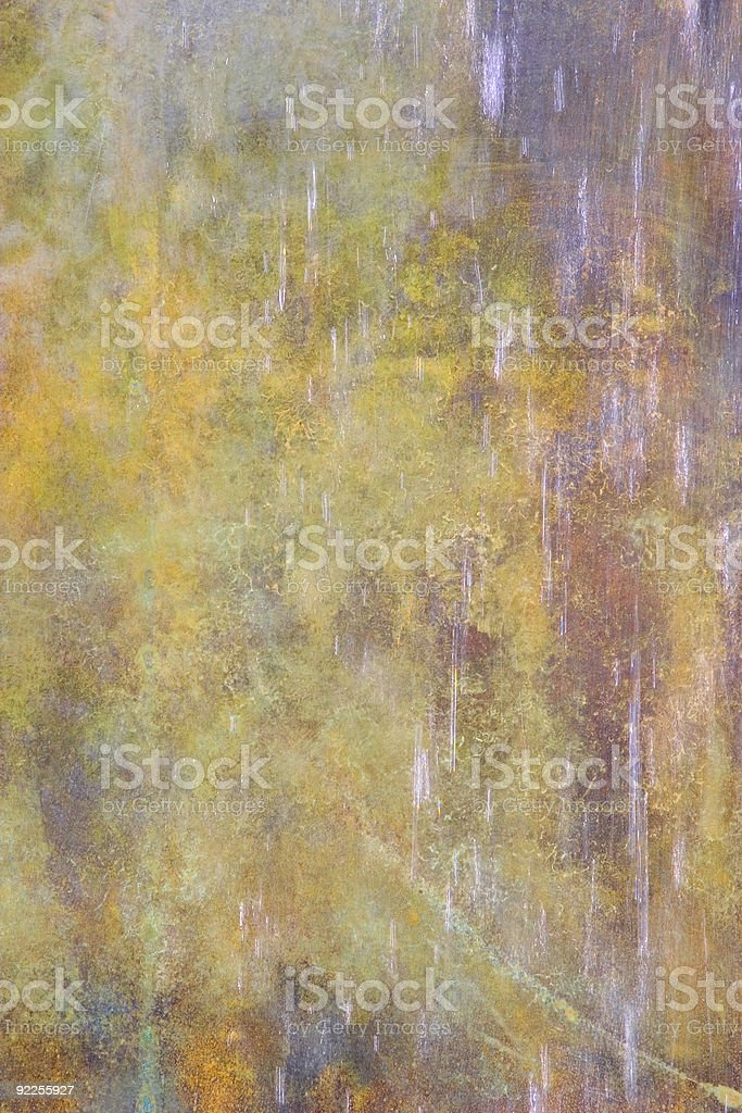 Water Fountain Abstract royalty-free stock photo